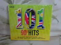 101 - 90s Hits -CD - Various Artists - New - Free uk Postage