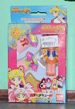 Sailor Venus Pachi Pachi cute figure figurine Sailor Moon SuperS Bandai Japanese