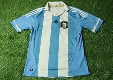 ARGENTINA NATIONAL TEAM 2011/2013 FOOTBALL SHIRT JERSEY HOME ADIDAS ORIGINAL