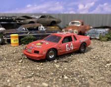 Ford Thunderbird Rusty Weathered Barn Find Custom 1/64 Diecast Car Rust NASCAR