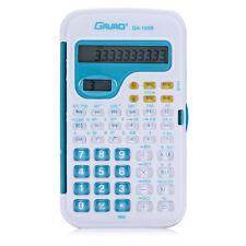 Mini Calcolatrice Elettronica Digitale GA-105B 8 Cifre Scuola Ufficio Colori dfh