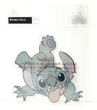 Disney Parks Lilo & Stitch Blue Window Decal Car Auto Sticker