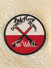 """3"""" PINK FLOYD The Wall Iron On Embroidered Patch Free US Shipping Roger Waters"""
