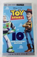 Toy Story 1 10th anniversary Edition SONY PSP UMD VIDEO MOVIE RARE PlayStation