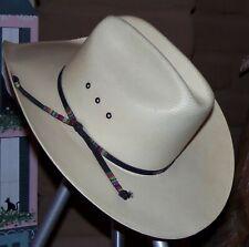 Stetson 8X Shantung Straw Cowboy Hat - Shameless -