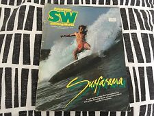 SURFING WORLD VOL.30/2 MARK RICHARDS. TOM CARROLL SURF MAG.