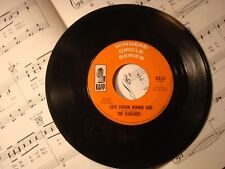 """The Searchers - LOVE POTION NUMBER NINE / HI-HEEL SNEAKERS 45rpm 7"""" vinyl record"""