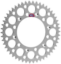 RENTHAL ULTRALIGHT REAR SPROCKET - 50 T SILVER - BETA & GAS GAS _216U-520-50GPSI