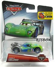 Disney Pixar Cars Carbon Racers Carla Veloso TROC CRC Series New Sealed