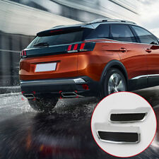 Rear Tail Exhaust Replacement Kit For Peugeot 3008 2017 2018