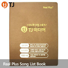 TJ Media Taijin Karaoke Real Plus Song list book (for B70,C70,P70..)