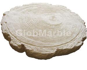 Stepping Woodgrain Concrete Log  5901/1, Concrete Stone Molds, Concrete Wood Log