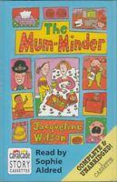 Jacqueline Wilson The Mum Minder Cassette Audio Book Unabridged FASTPOST