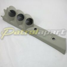 Nissan Patrol GU Pillar Pod Three gauge 52mm Gauges Colour G ( PGP52X3GU-G )
