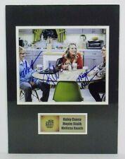 BIG BANG THEORY photo signed by KALEY COUCO, MAYIM BIALIK, MELISSA RAUCH, COA