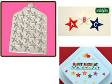 Katy citare STAR Alfabeto Sugarcraft MUFFA NEXT DAY Despatch