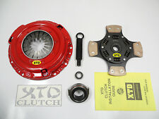 XTD 4-PUCK STAGE 3 CLUTCH KIT INTEGRA CRV CIVIC SI DEL SOL B16 B17 B18 B20 HYDRO