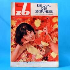 DDR Zeit im Bild ZB NBI 37/1964 Zehnkampf Taubenbach Rostock Bezirk Erfurt B