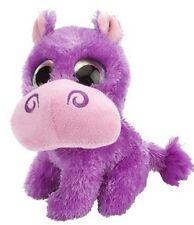 5 Inch Sweet & Sassy Wild Grape Purple Hippo Stuffed Animal by Wild Republic