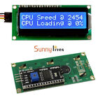 IIC/I2C/TWI/SP​​I Serial Interface Blue 1602 16X2 LCD Display Module For Arduino