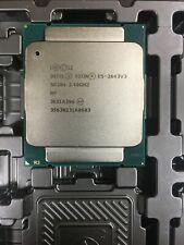 Intel Xeon SR204  E5-2643V3  3.40G 6-CORE 20MB CPU