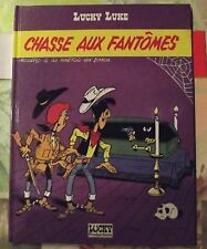 Ancienne Bd Lucky Luke 1992 Chasse Aux Fantômes