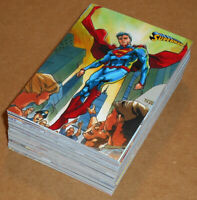 Superman The Legend (2013 Cryptozoic) ~ COMPLETE 62-CARD BASE SET