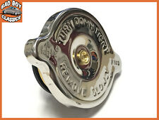 Austin A30, A35, A40, A50 STAINLESS STEEL Radiator Rad Cap Long Reach 4lbs