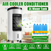 Portable Air Conditioner Conditioning Humidifier Purifier Desktop Cooling Cooler