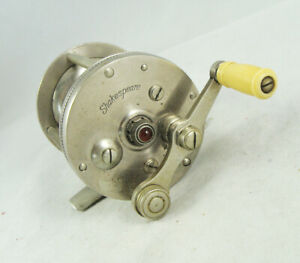 Old Vintage SHAKESPEARE PERFECT 22651 Casting Reel - 1914 Model - Jeweled