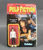 """Funko Reaction NEW Pulp Fiction Mia Wallace 3 3/4"""" Posable Action Figure 1054W"""