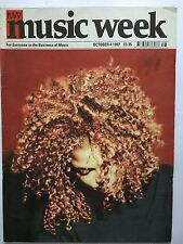 MUSIC WEEK MAGAZINE    OCTOBER 4 1997   DOOLEY'S DIARY    LS