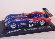 1:43 IXO Panoz LMP01 Le Mans 24hr 2002 Brabham Magnussen Herta Spirit Of America