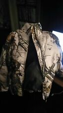 Mossy Oak Pink Cammo Jacket Youth Girls Size Medium