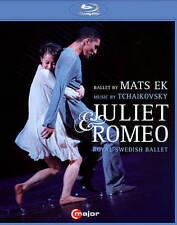 Tchaikovsky: Juliet & Romeo [Blu-ray], New DVDs