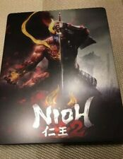PS4 Nioh 2 GEO Original Steel Book ONLY Japan Game playstation playstation4 case