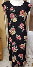 Emma James Ladies Floral Dress - Size 12