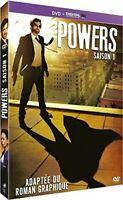 Powers - Saison 1 [DVD + Copie digitale] // DVD NEUF