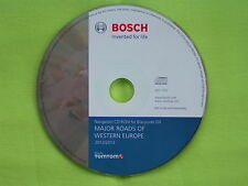 CD NAVIGATION DX WEST EUROPA 2013 VW MFD T4 T5 MERCEDES AUDI SKODA FORD PEUGEOT