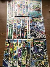 Teenage Mutant Ninja Turtles Adventures 1-21 Complete Run Lot 1989 Archie Series