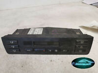 2001 BMW 3 Series e46 AC Heater Climate Control Switch Panel 6907897
