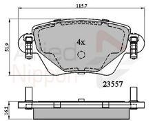 Allied Nippon Rear Brake Pad Set ADB01114  - BRAND NEW - 5 YEAR WARRANTY