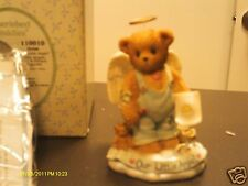 Cherished Teddies ` DYLAN  Our Little Angel - Little Angels boy w/ picture  2002