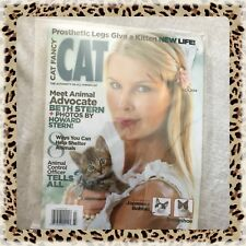 Collectible Edition Cat Fancy Magazine July 2014 Japanese Bobtail & Snowshoe