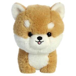 "TheMogan 7"" Shiba Inu Puppy Dog Teddy Pet Super Soft Plush Stuffed Animal Toy Ta"