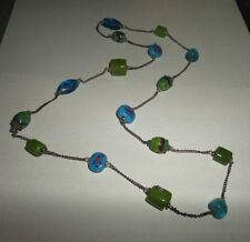Handmade Glass Strand/String Costume Necklaces & Pendants