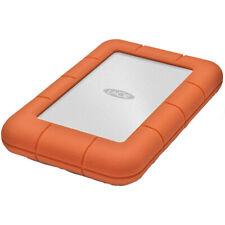 LaCie Rugged Mini USB 3.0 / USB 2.0 2 TB External Hard Disk Drive LAC9000298