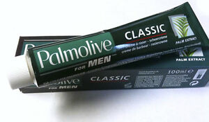 Palmolive For Men With Palm Extract Lather Shave Cream 100ml