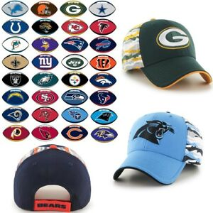 Officially Licensed NFL Carrier MVP Structured Cap by '47 Brand 482634-J