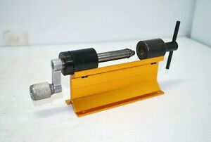 Vintage FORSTER PRODUCTS Precision Case Trimmer Reloading Tool w/ 243 Pilot